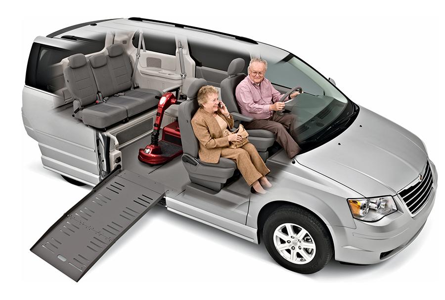 Cheap Minivan Rentals >> Wheelchair Van Rentals Accessible Vans Of America